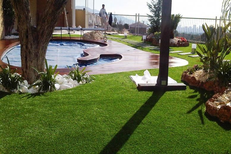Evolution Grass es una de las empresas de césped en Murcia pioneras.